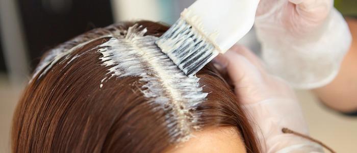 Тонирование волос дома