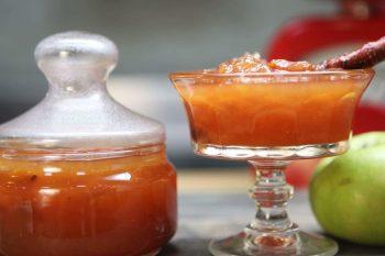 Повидло из яблок – 6 простых рецептов