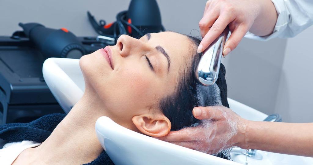 пилинг кожи головы