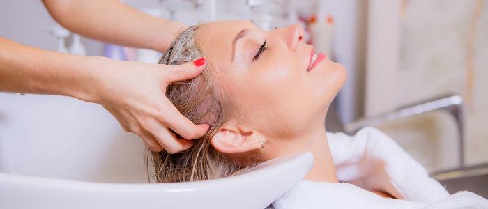 пилинг кожи головы дома