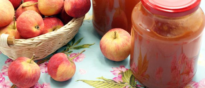 простой рецепт повидла из яблок.