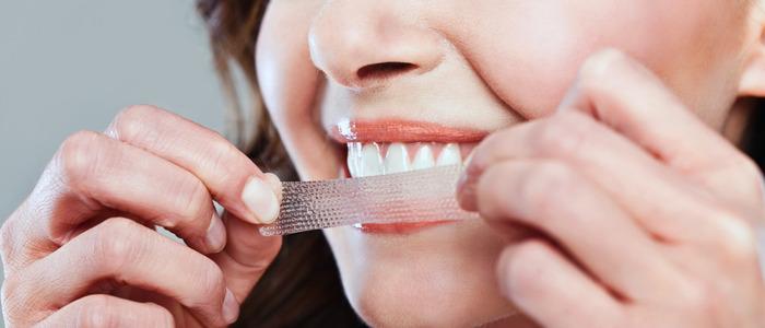 зубные полоски для зубов