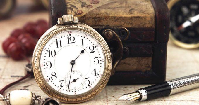 часы на День Рождения