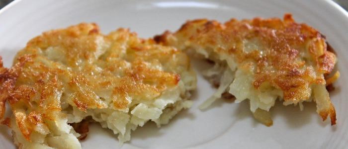 картофельные деруны по-украински