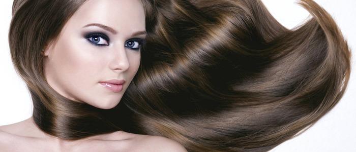 сделать волосы блестящими и шелковистыми