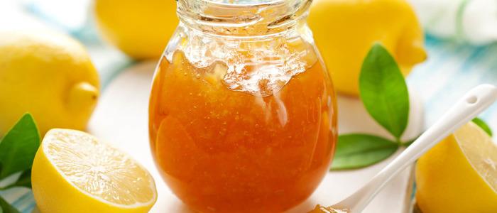 варенье из долек лимона
