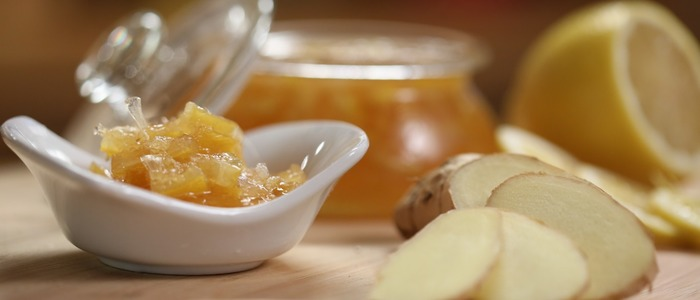 варенье из лимонов и кабачков