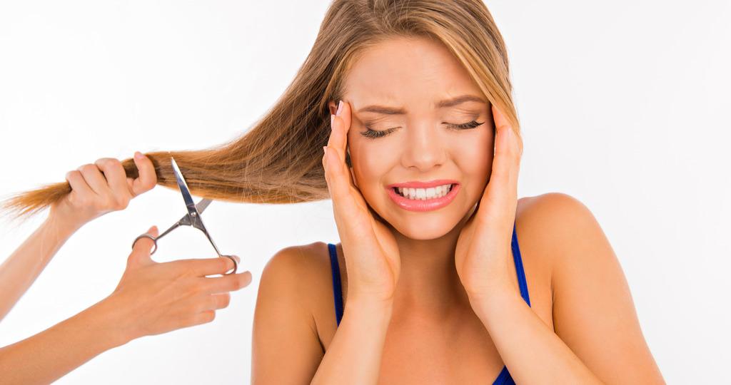 Обламываются волосы
