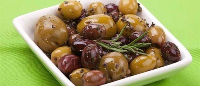 как мариновать оливки.