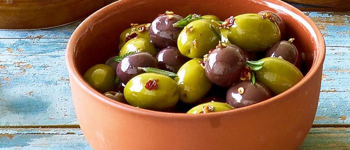 маринованные оливки в домашних условиях