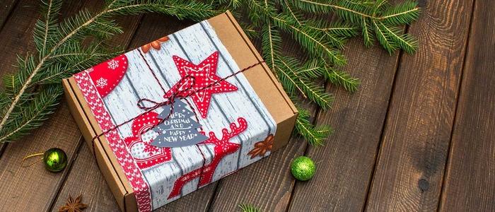 сладкие подарки на Новый год 2019