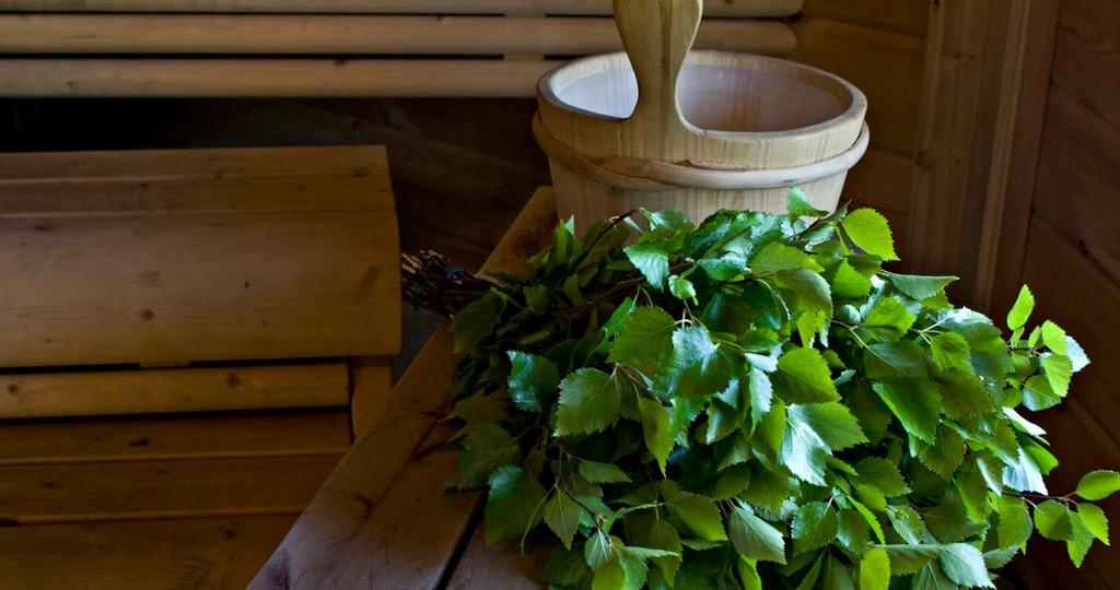 Как запаривать веник для бани