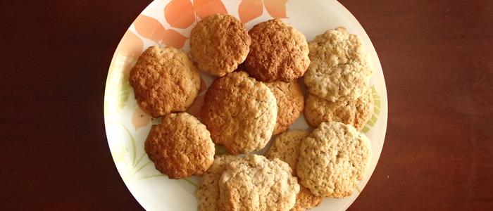 Вегетарианское имбирное печенье
