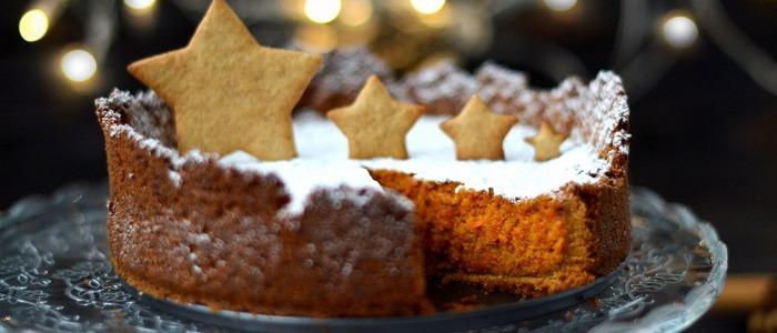 имбирный пирог со свежим имбирём