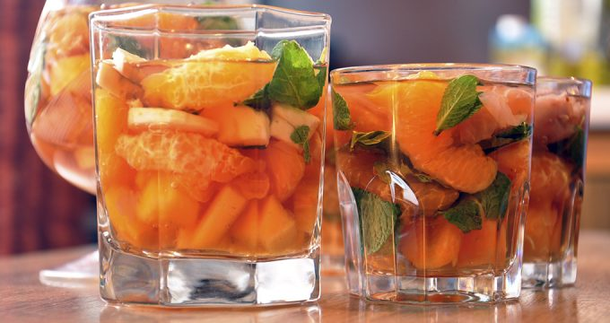 Компот из мандаринов – 4 вкусных рецепта