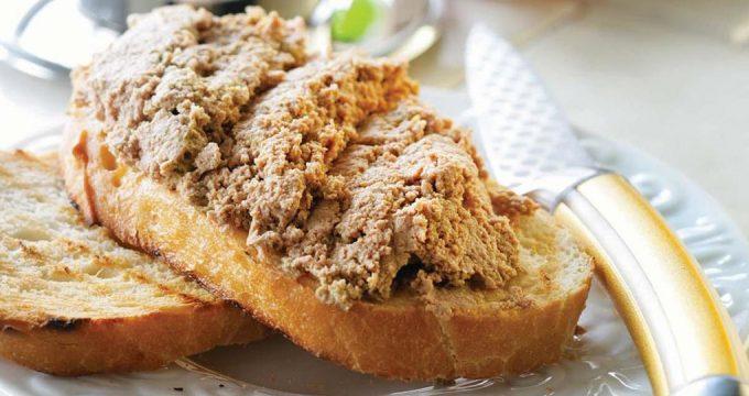 Печеночный паштет из куриной печени – 5 рецептов