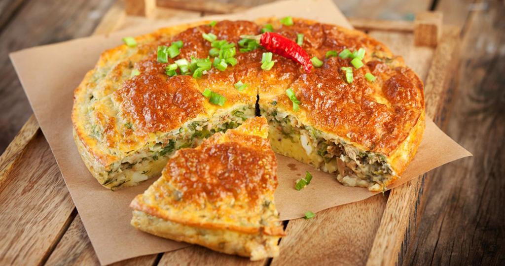 Пирог с рыбой – 8 очень вкусных рецептов