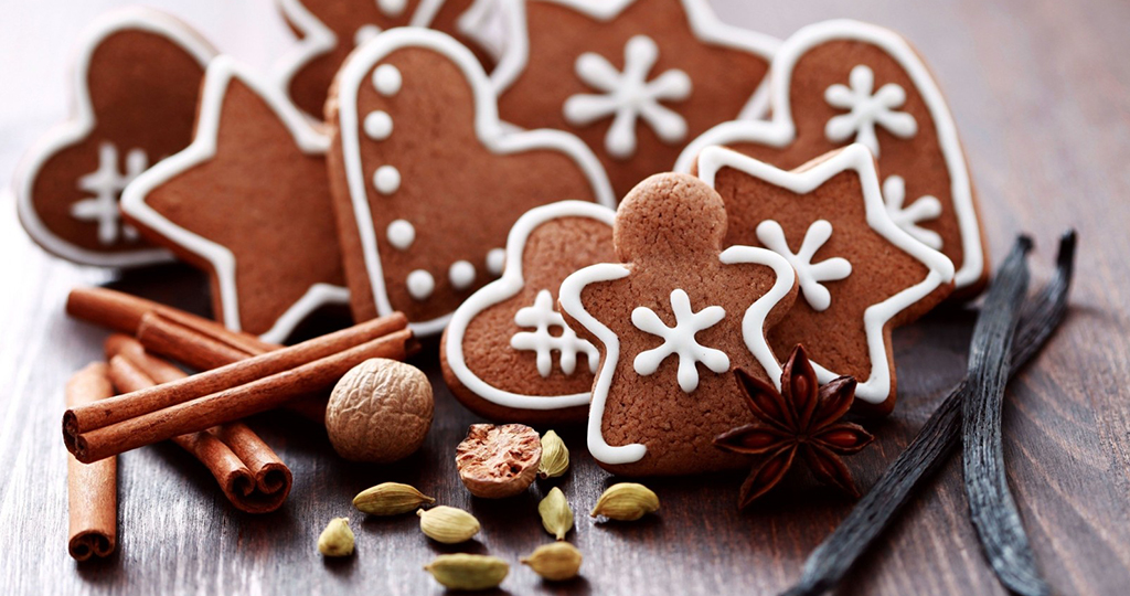 Рождественские пряники – 3 рецепта