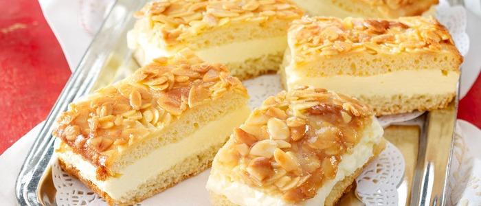 сахарный пирог Кухен