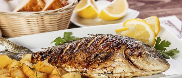 гарнир из риса к жареной рыбе