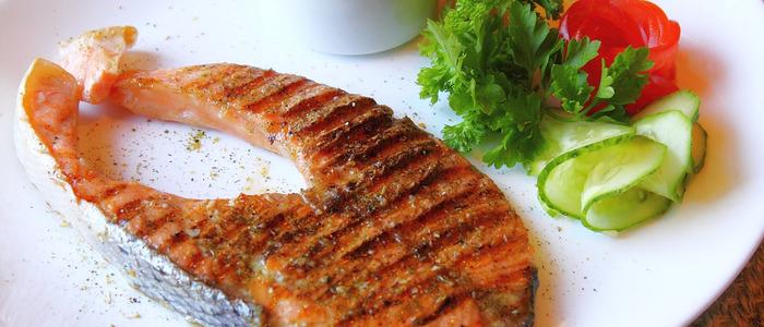 гарнир к красной жареной рыбе