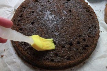 пропитка для бисквита
