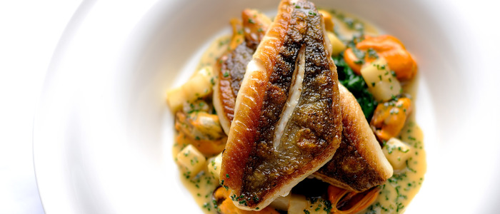 рыба дори в духовке