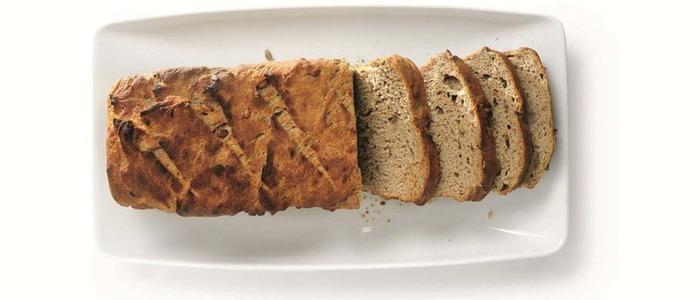 хлеб из зеленой гречки без глютена