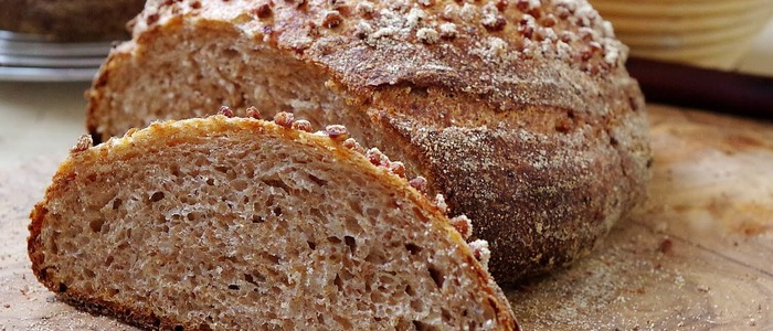 хлеб из зеленой гречки без дрожжей