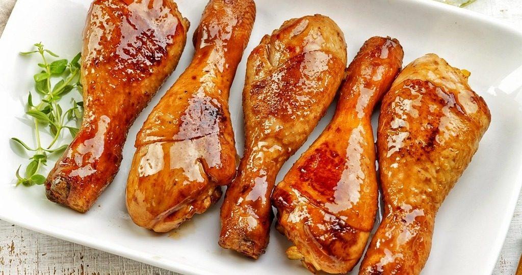 куриные ножки в соевом соусе