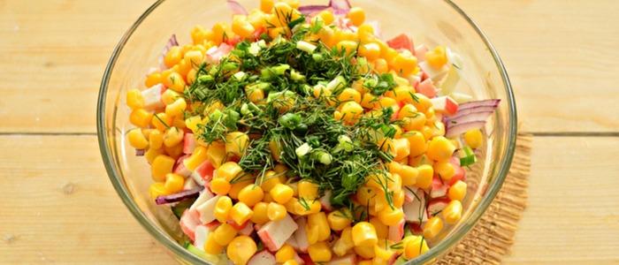 вкусные салаты к шашлыку