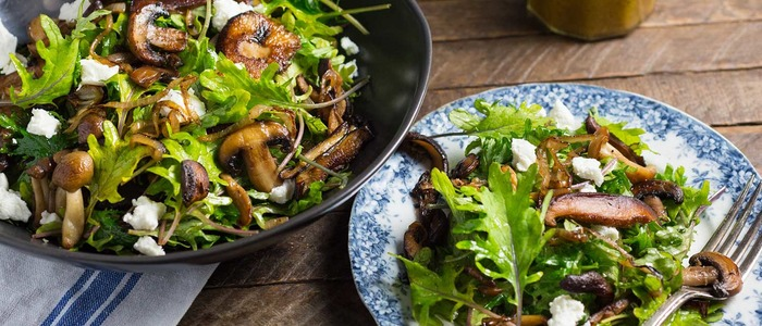 простые салаты к шашлыку