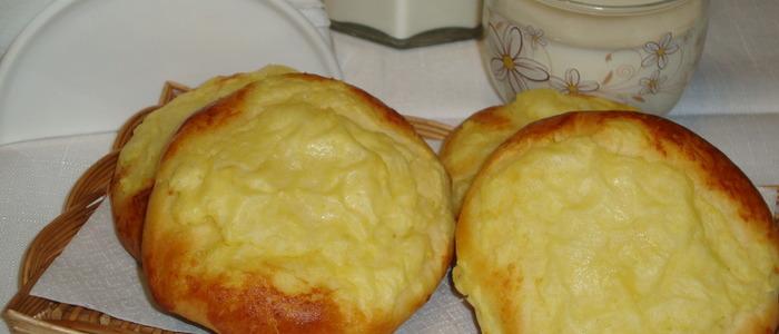 шаньги с картошкой как у бабушки