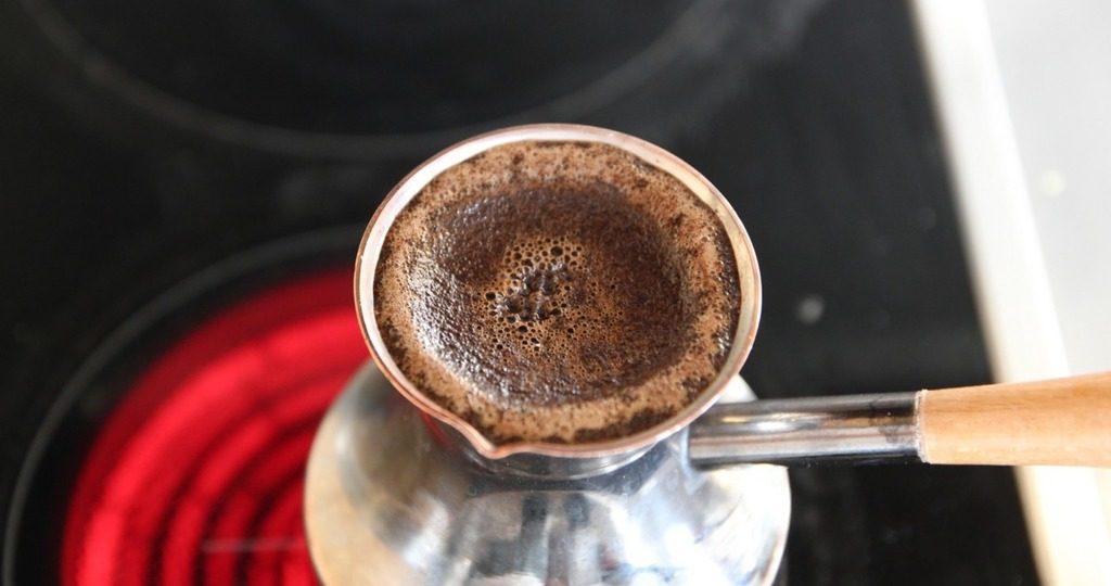 кофе лавацца в турке