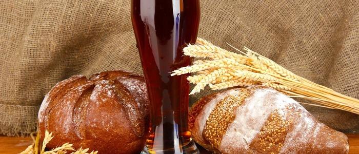 Квас из хлеба в домашних условиях
