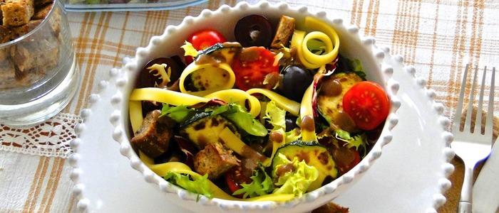 Мексиканский салат с болгарским перцем