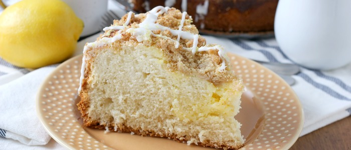 французский сахарный пирог со сливками