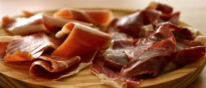 хамон из свинины в домашних условиях