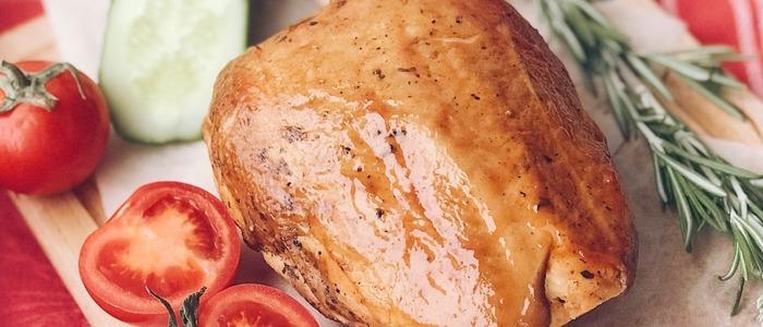 курица с копченой паприкой в духовке