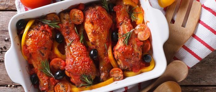 маринад для курицы с копченой паприкой