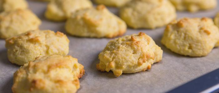 печенье из кукурузной муки для детей