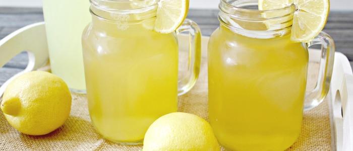 Компот из лимонов и апельсинов