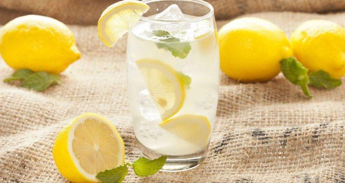 Компот из лимонов