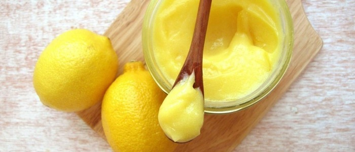 Классический лимонный курд