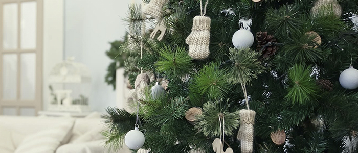 Как украсить елку на Новый 2020 год